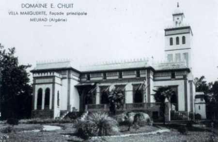 MEURAD Domaine E. CHUIT - Villa Marguerite