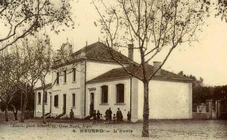 MEURAD - L'Ecole