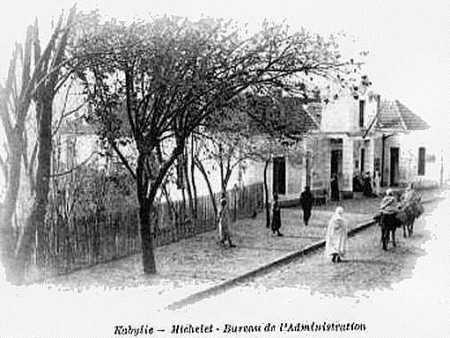 MICHELET - Bureau de  l'Administration