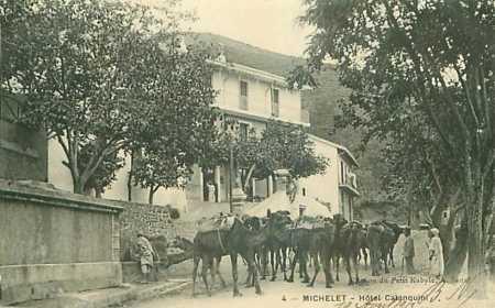 MICHELET - Hotel CALANQUINI