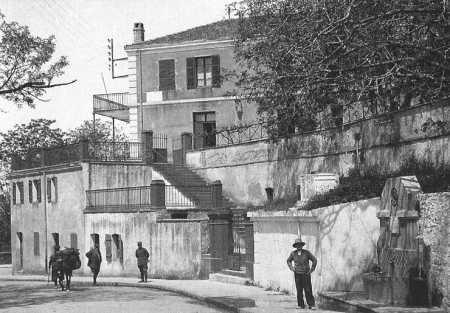 MICHELET - la Gendarmerie