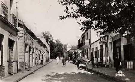 MICHELET - Une rue