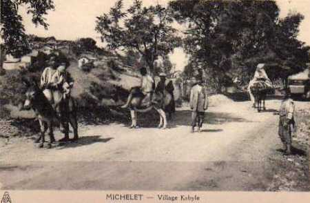 Un village Kabyle