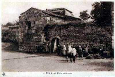 MILA - La Porte Romaine