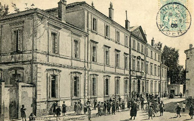 MILIANA -  l'Ecole Normale d'institutrices