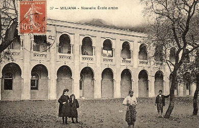 MILIANA - L'Ecole Coranique