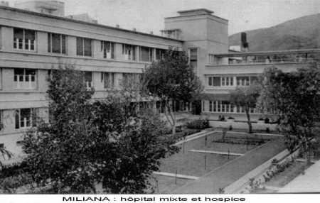 MILIANA - L'Hopital