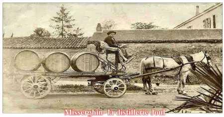 MISSERGHIN - La Distillerie JOUL
