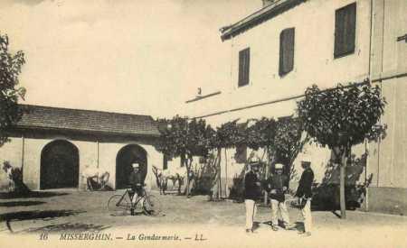 MISSERGHIN - La Gendarmerie