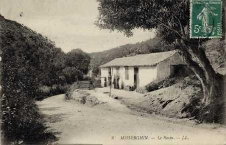 MISSERGHIN - Le Ravin