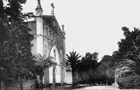 MISSERGHIN - L'Orphelinat en 1900