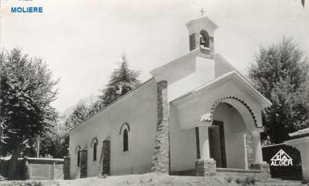 MOLIERE - L'Eglise