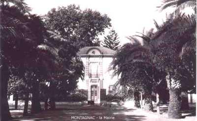 MONTAGNAC - La Mairie