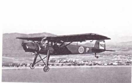 Morane 500 Criquet
