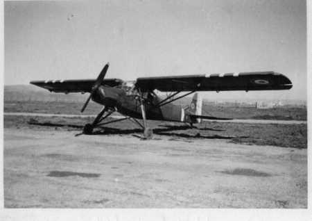 Morane-Saulnier MS 500  Criquet