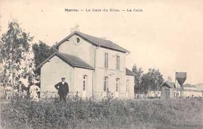 MORRIS - La Gare