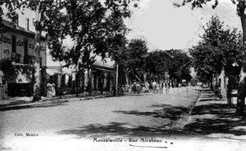 MOUZAIAVILLE - Rue Mirabeau