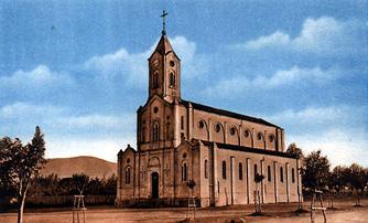 MOUZAIAVILLE - L'Eglise