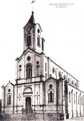 Eglise de MOUZAIAVILLE
