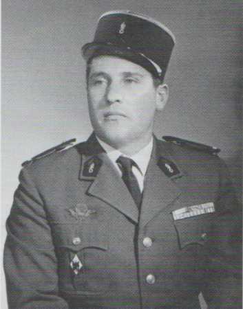 Adjudant-Chef Georgio MUZZATI