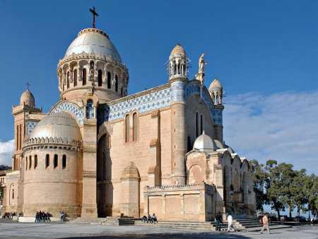 ALGER - Notre Dame d AFRIQUE