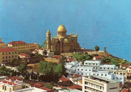 ALGER Notre-Dame d'Afrique