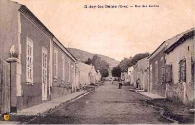 NOISY LES BAINS - Rue des Jardins