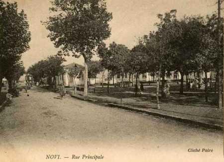 NOVI - La Rue Principale