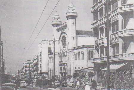 ORAN - La Grande Synagogue