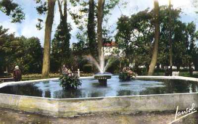 ORLEANSVILLE - Le Jardin Public