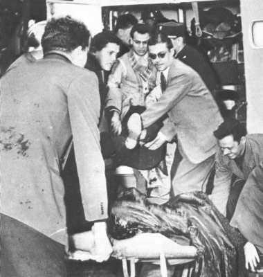 ALGER, 24 Janvier 1957 Bombe au bar de l'OTOMATIC