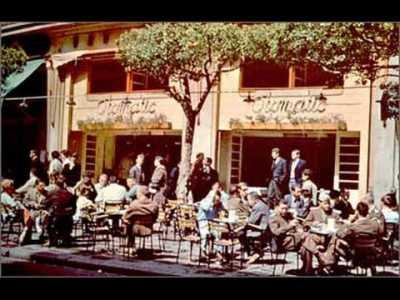 Le Bar l'OTOMATIC avant l'attentat