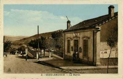 OUED-AMIZOUR - La Mairie