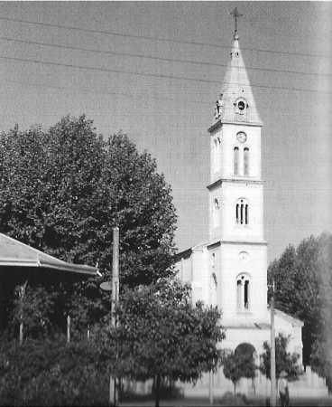 OUED-EL-ALLEUG - L'Eglise