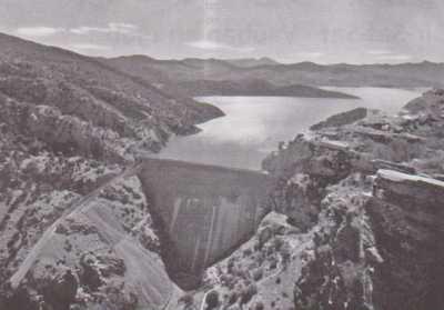 OUED-FODDA - le barrage ----    Site Internet