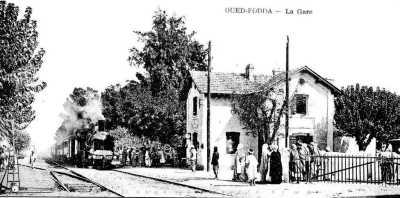 OUED-FODDA - La Gare