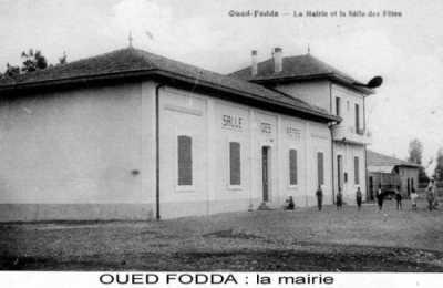 OUED-FODDA - La Mairie