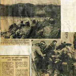 Combats de Tablat le 18 mars 1958