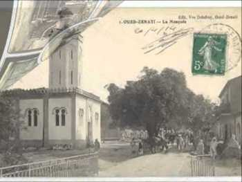 OUED-ZENATI - La MOSQUEE