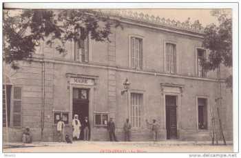 OUED-ZENATI - La Mairie