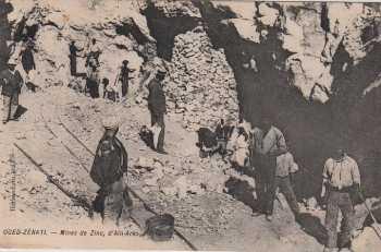 OUED-ZENATI - La Mine de Zinc