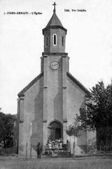 OUED-ZENATI - L'Eglise