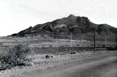 Les Mines de fer d'OUENZA