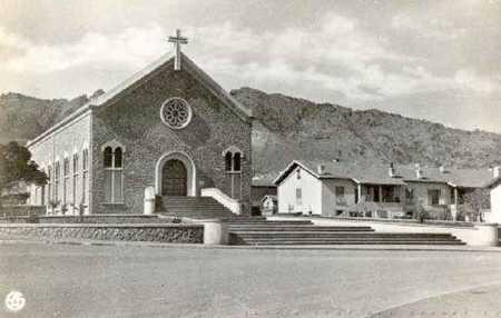 OUENZA - L'Eglise