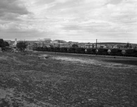 OUENZA - Un train de minerai de fer