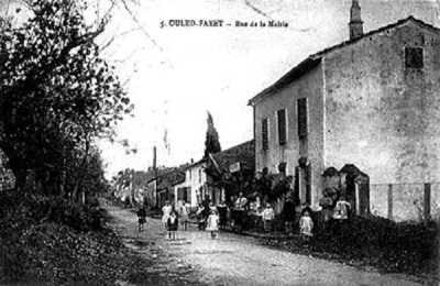 OULED-FAYET - Rue de la Mairie