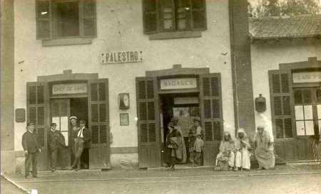 PALESTRO - La Gare