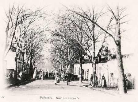 PALESTRO en 1890