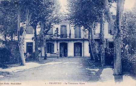 PALESTRO - La Commune Mixte