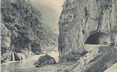 PALESTRO - Les Gorges